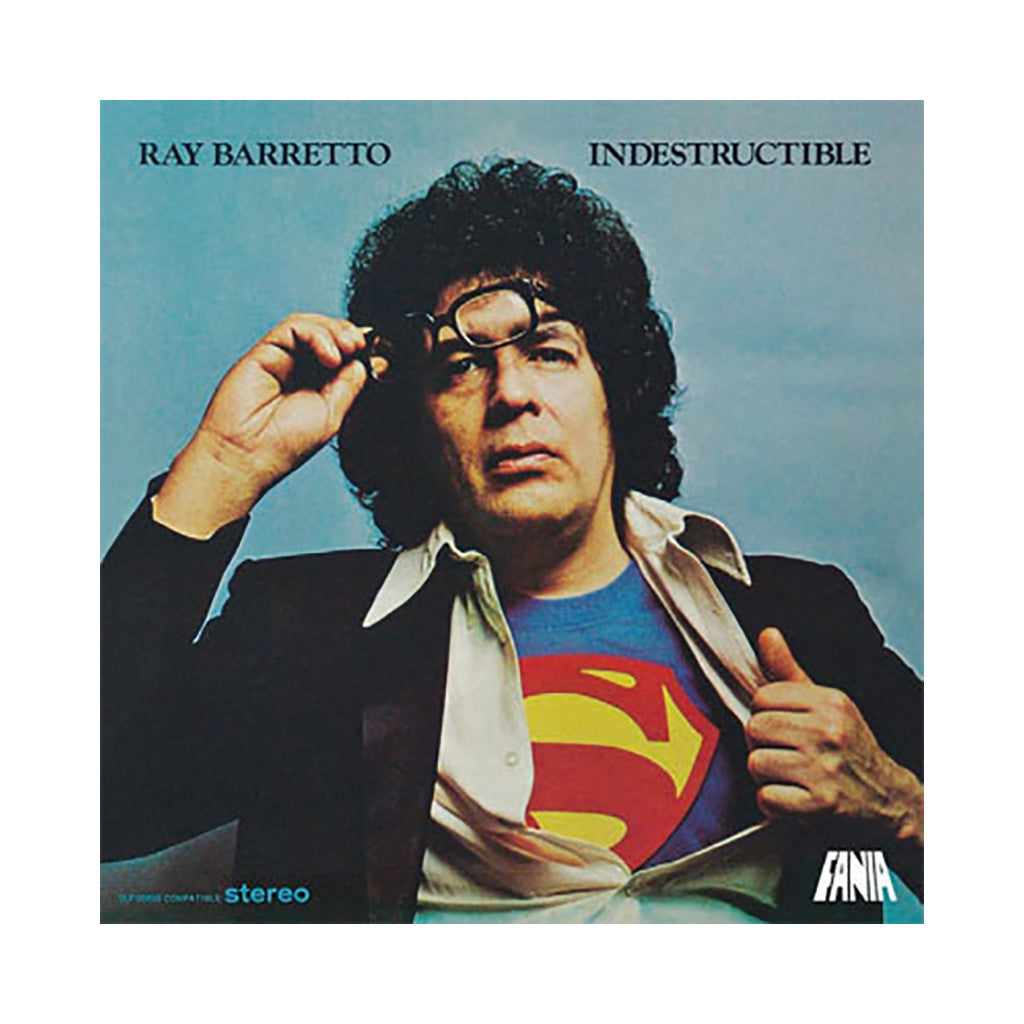 <!--020100824023079-->Ray Barretto - 'Indestructible' [CD]