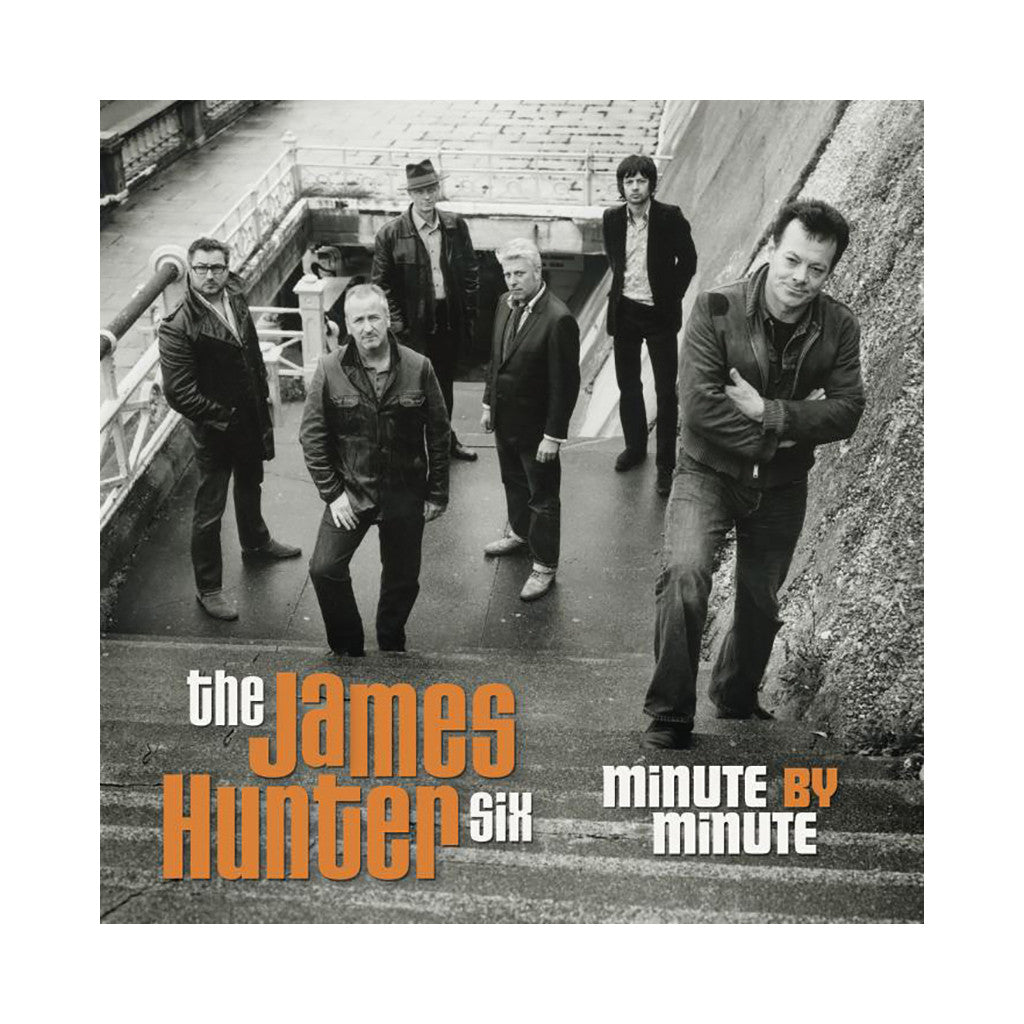 <!--120130226056800-->The James Hunter Six - 'Minute By Minute' [CD]