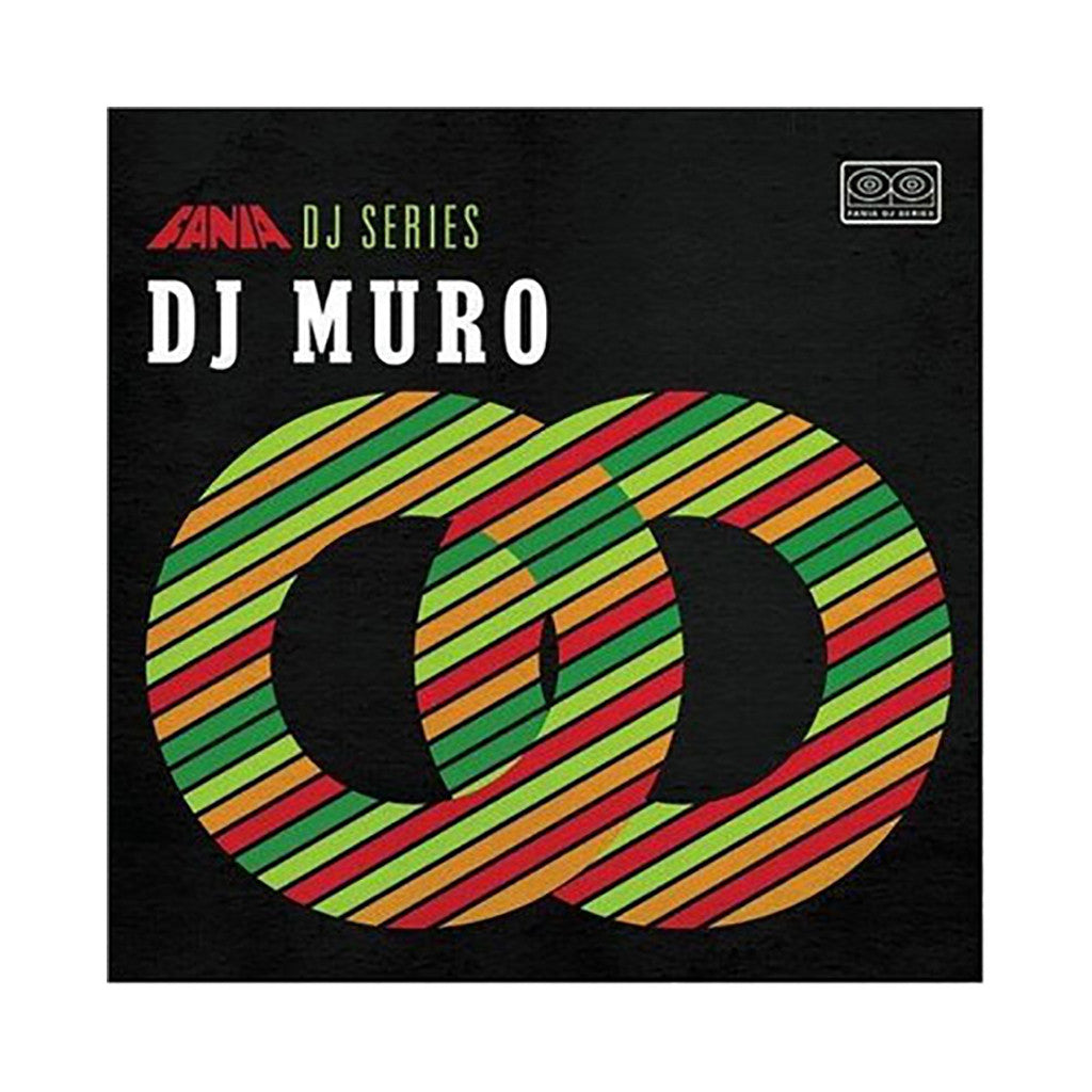 DJ Muro - 'Fania Records DJ Series' [CD]
