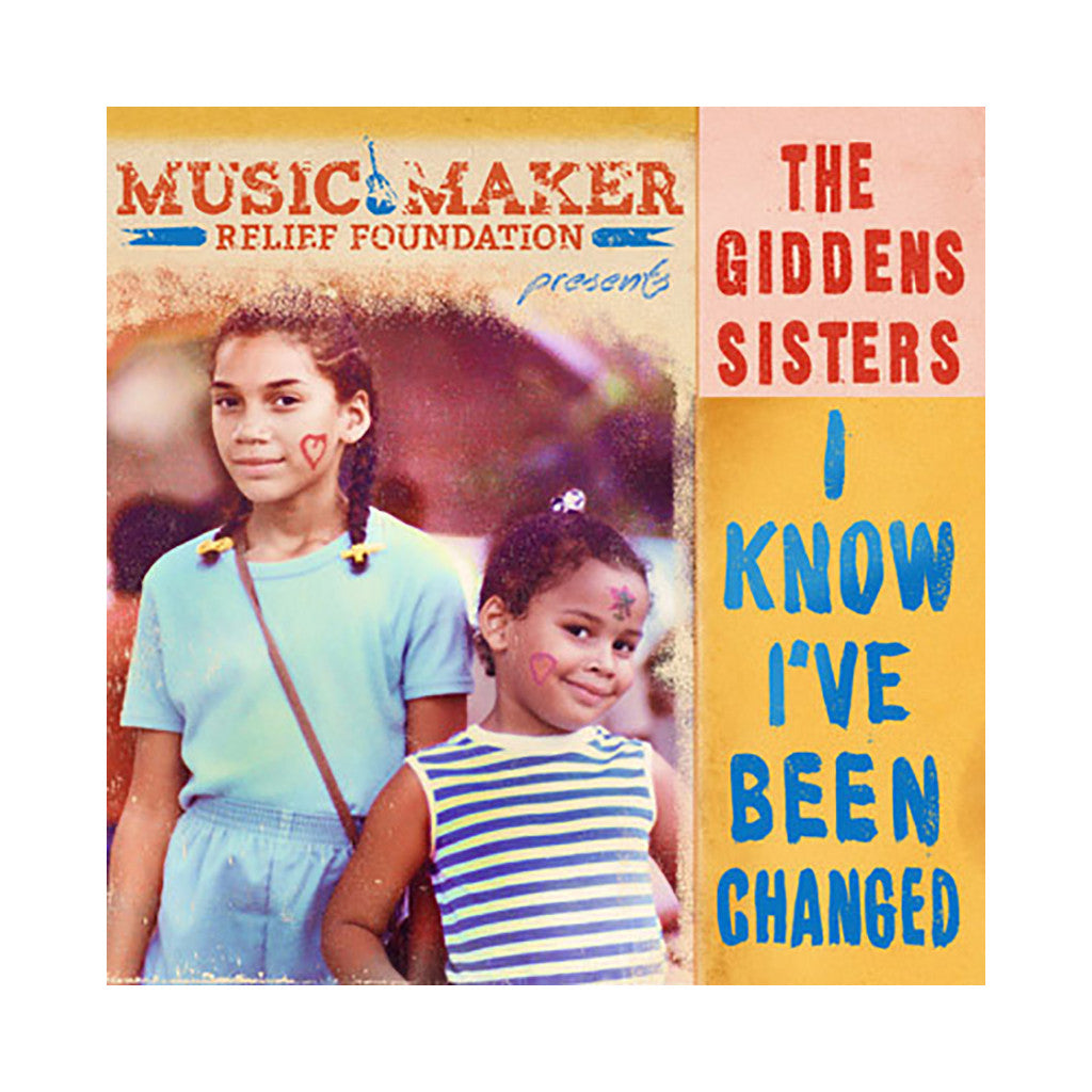 <!--120130430054482-->The Giddens Sisters - 'I Know I've Been Changed' [CD]