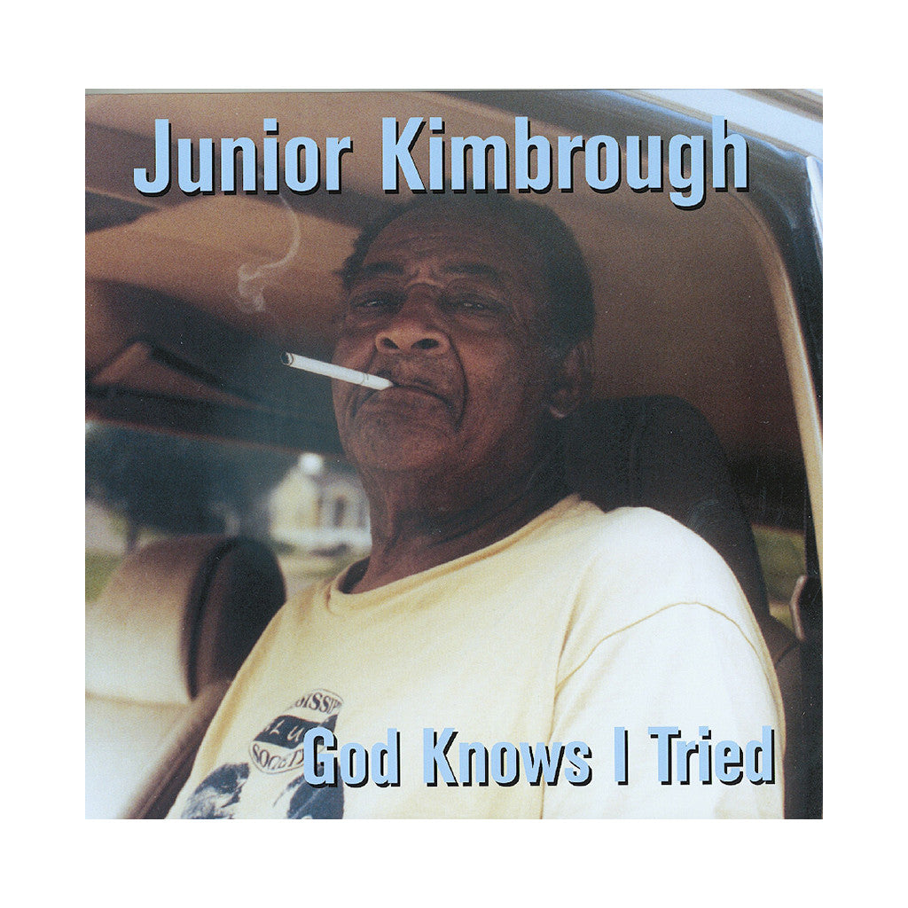 <!--119980901002755-->Junior Kimbrough - 'God Knows I Tried' [CD]