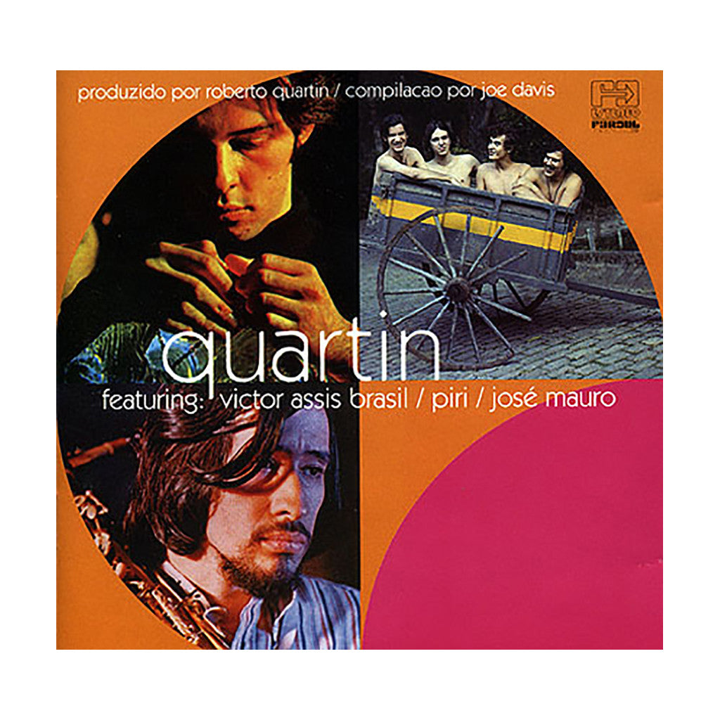 <!--019970401000419-->Various Artists - 'Quartin' [CD]