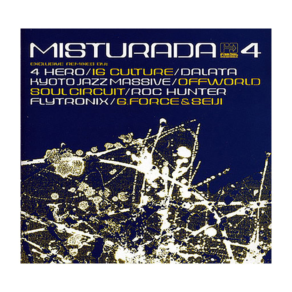 <!--020010515000435-->Various Artists - 'Misturada 4' [CD]