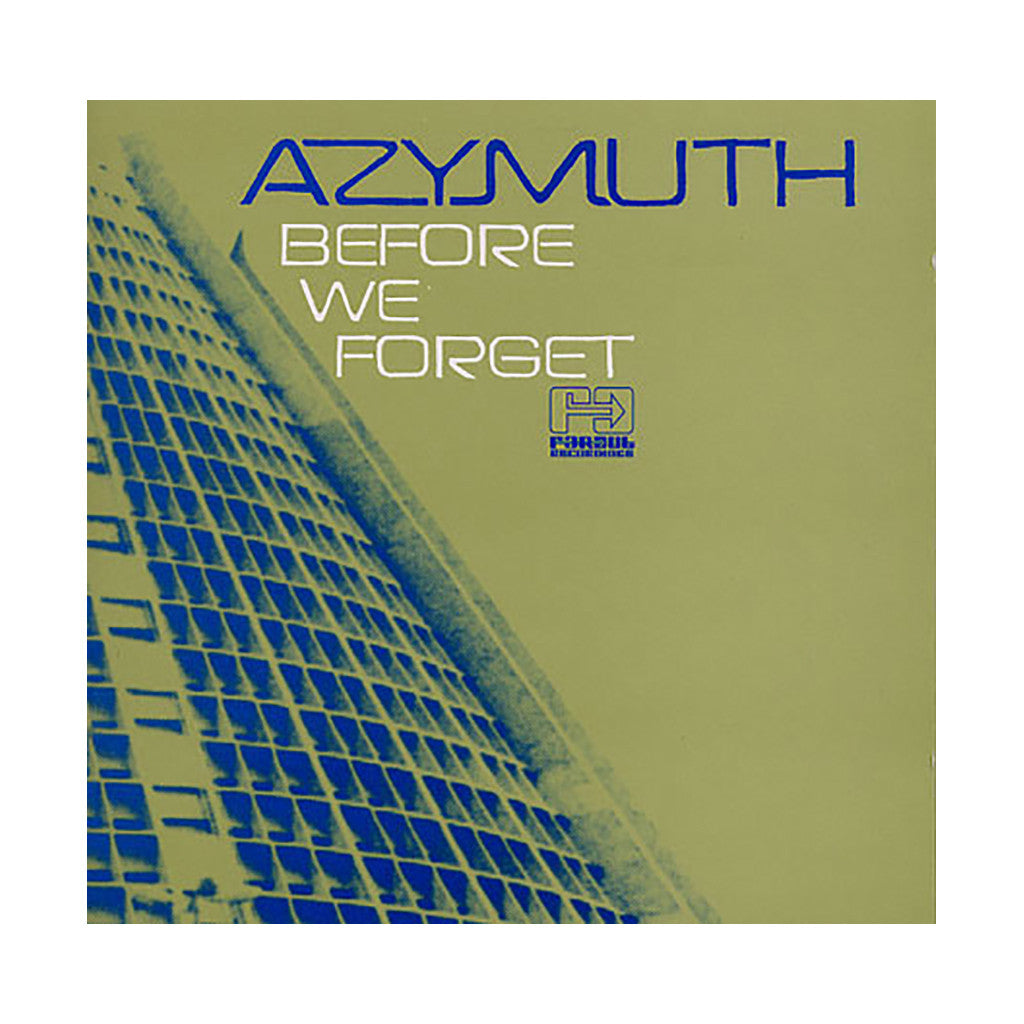 <!--020040615014227-->Azymuth - 'Before We Forget' [(Black) Vinyl [2LP]]
