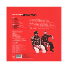 <!--020010529000805-->The Ipanemas - 'The Return Of The Ipanemas' [(Black) Vinyl LP]