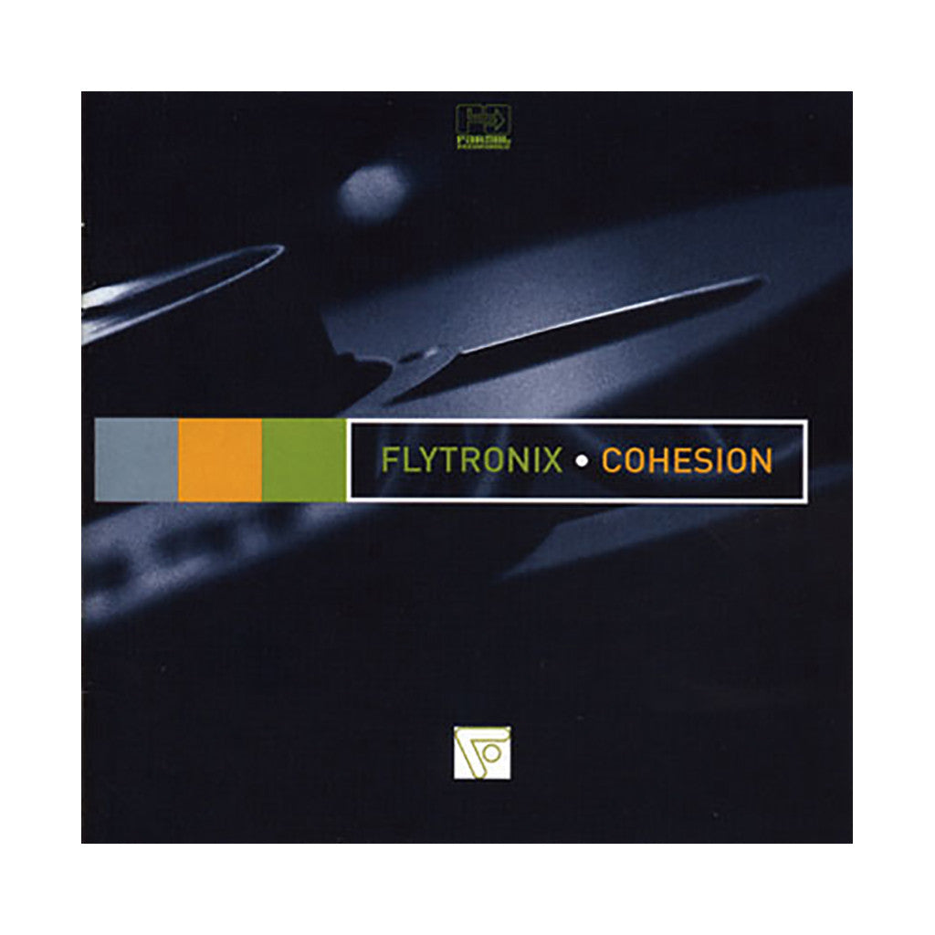 Flytronix - 'Cohesion' [CD]