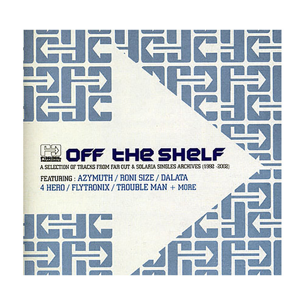 Various Artists - 'Off The Shelf' [CD]