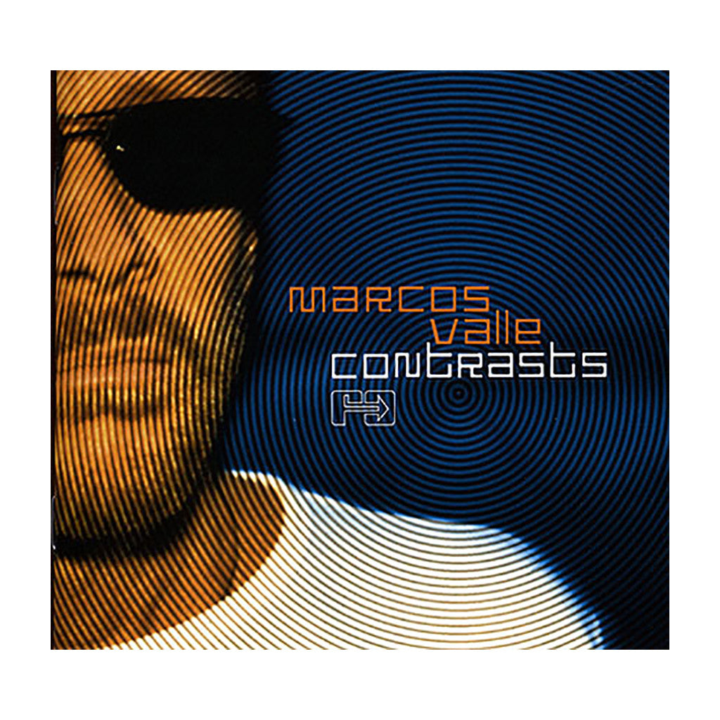 <!--020031021002290-->Marcos Valle - 'Contrasts' [CD]