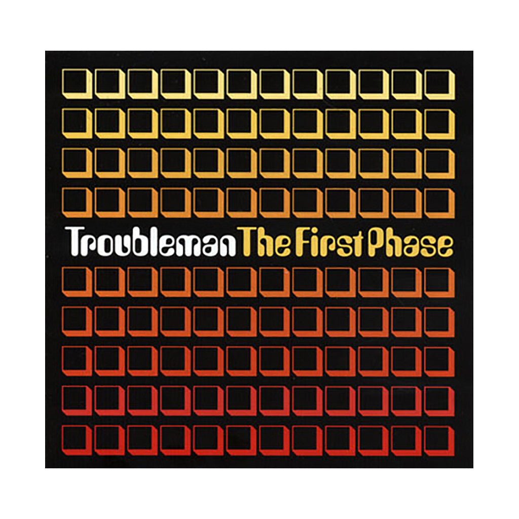 Troubleman - 'The First Phase' [CD]