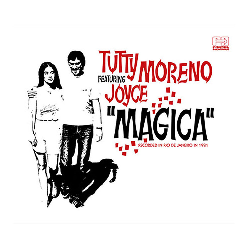 <!--120061121000586-->Tutty Moreno - 'Magica' [CD]