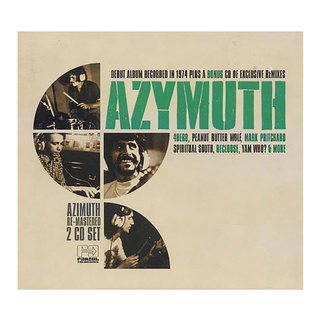 <!--2008062309-->Azymuth - 'Morning (Peanut Butter Wolf Re-Edit)' [Streaming Audio]