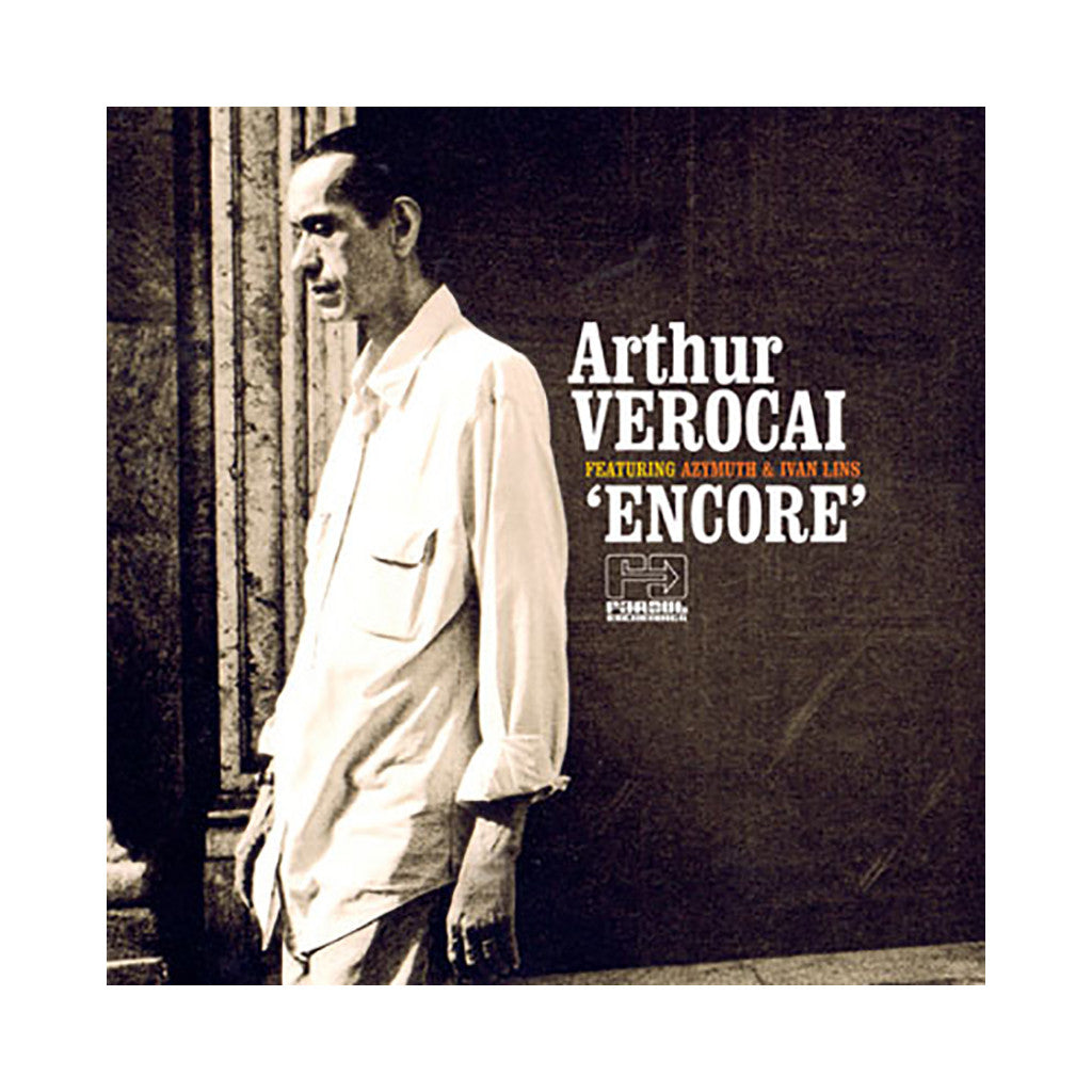 Arthur Verocai - 'Encore' [CD]
