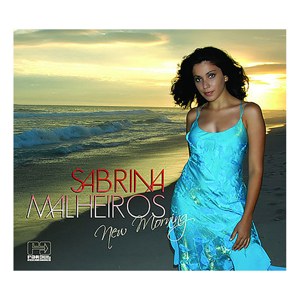 <!--020080722001360-->Sabrina Malheiros - 'New Morning' [CD]
