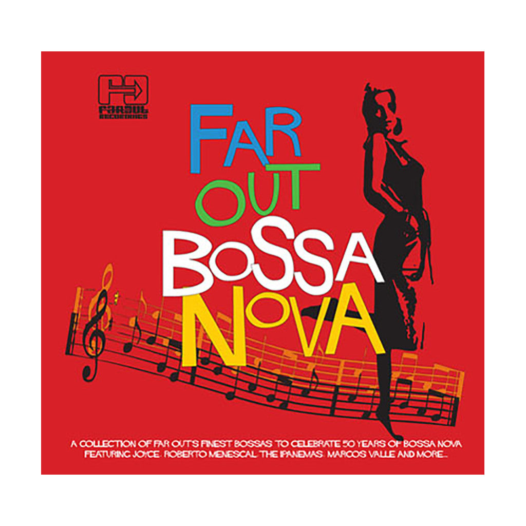 <!--020080617000466-->Various Artists - 'Far Out Bossa Nova' [CD]