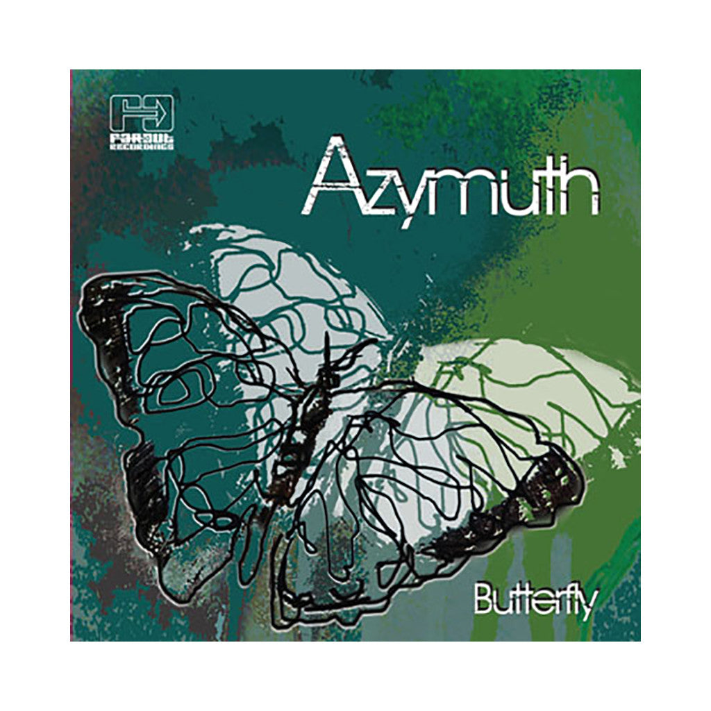 <!--020081021004647-->Azymuth - 'Butterfly' [CD]