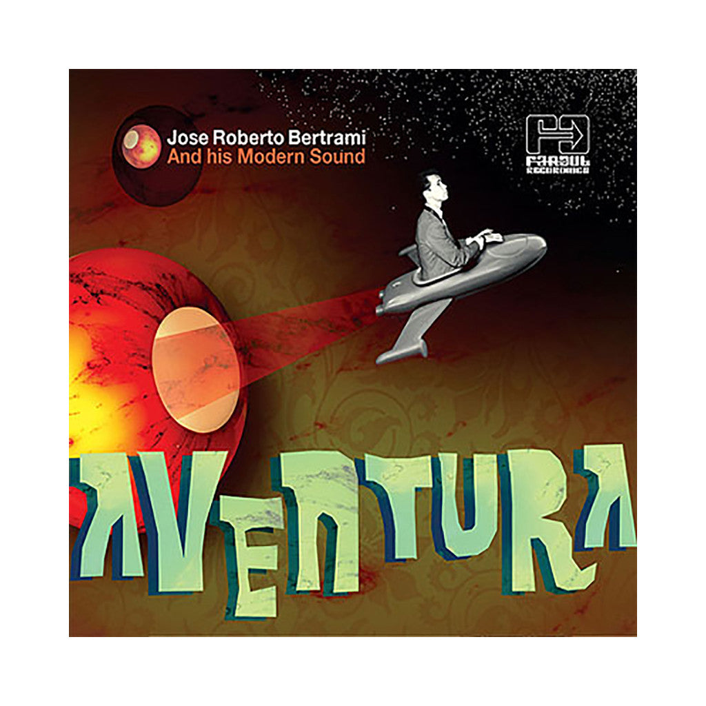 <!--120090428002775-->Jose Robert Bertrami - 'Aventura' [CD]