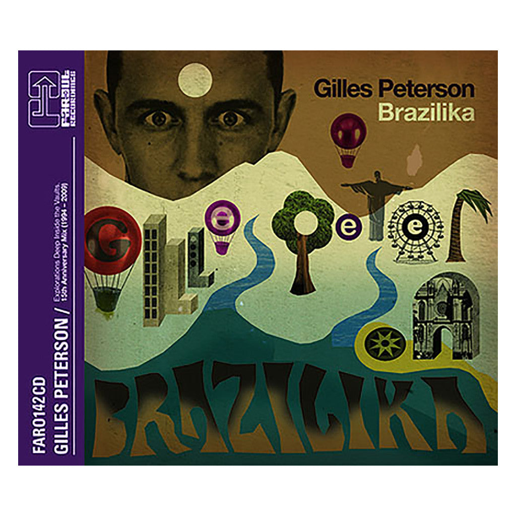 <!--120090714003275-->Gilles Peterson Presents - 'Brazilika' [CD]