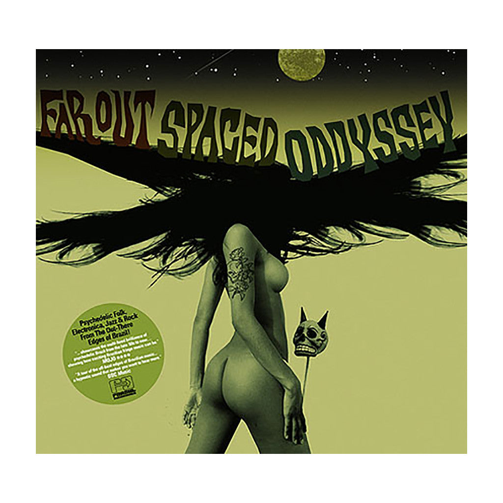 Various Artists - 'Far Out Spaced Oddyssey' [CD [2CD]]