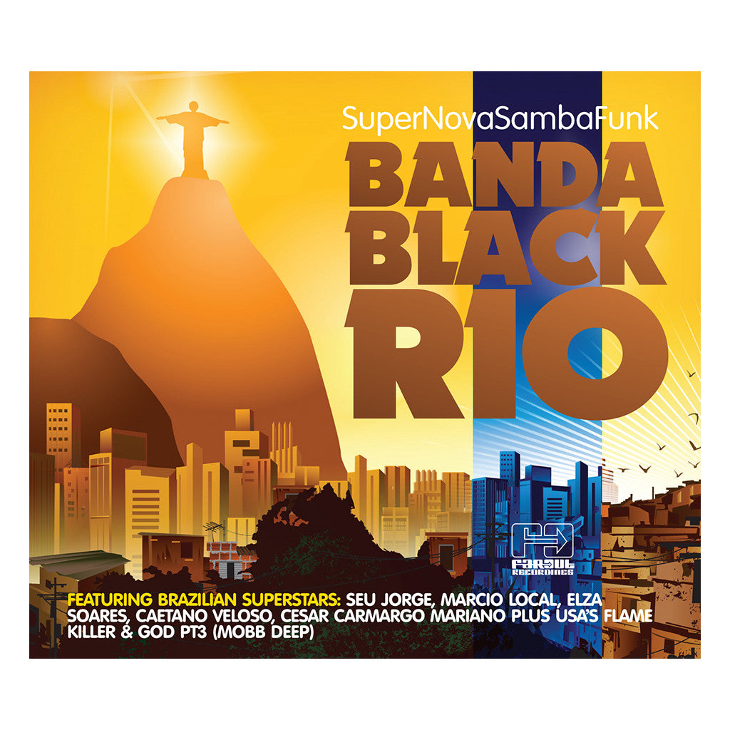 <!--120110726032531-->Banda Black Rio - 'SuperNovaSambaFunk' [CD]
