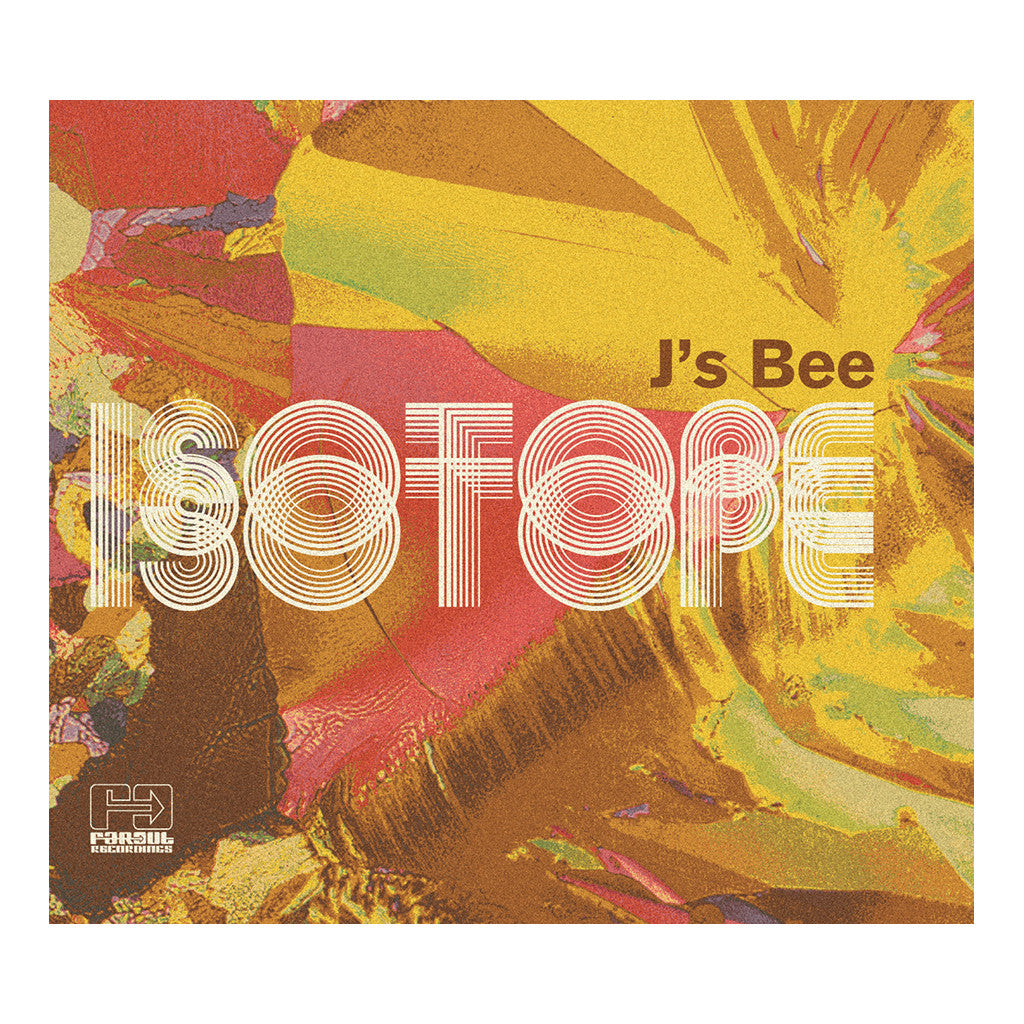 <!--120130402054635-->J's Bee - 'Isotope' [CD]