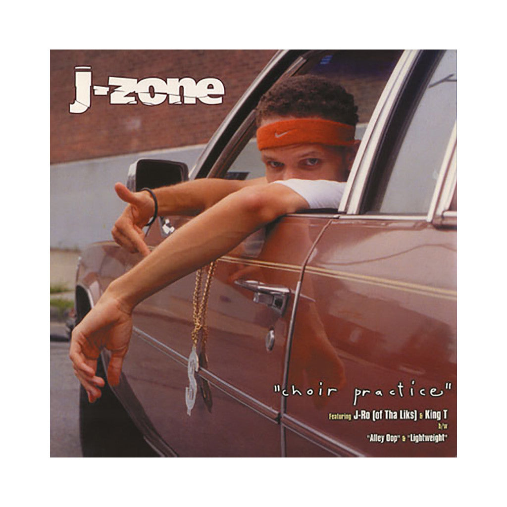 <!--2003102802-->J-Zone - 'Lightweight' [Streaming Audio]