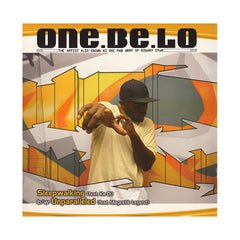 "<!--2005041905-->One Be Lo - 'Sleepwalking/ Unparalleled/ Unparalleled (Decompoze Remix)' [(Black) 12"" Vinyl Single]"