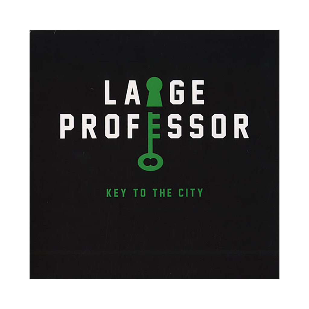 <!--2011122814-->Large Professor - 'Key To The City (Mad Scientist Remix) (INSTRUMENTAL)' [Streaming Audio]
