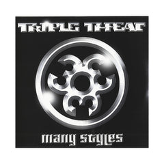 Triple Threat - 'Many Styles' [CD]