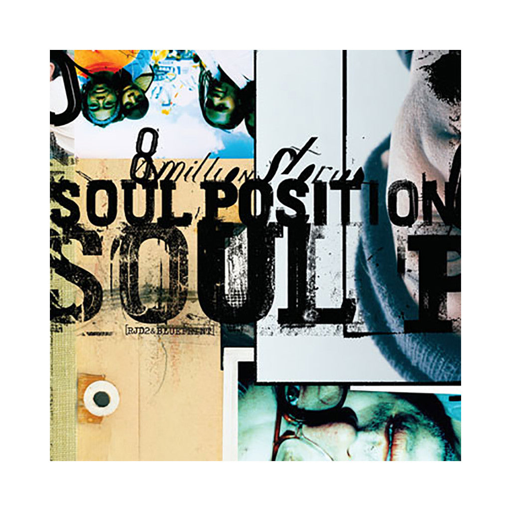 Soul Position - '8 Million Stories' [CD]