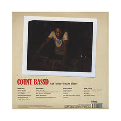 <!--020061003008211-->Count Bass D - 'Act Your Waist Size' [(Black) Vinyl [2LP]]