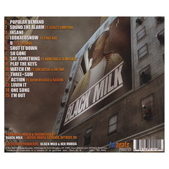 Black Milk - 'Popular Demand' [CD]