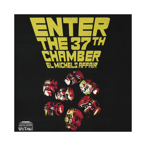 "[""El Michels Affair - 'Enter The 37th Chamber' [CD]""]"