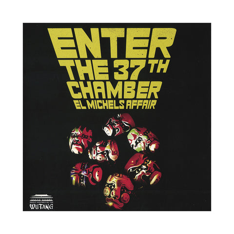 "[""El Michels Affair - 'Enter The 37th Chamber' [(Clear Red) Vinyl LP]""]"