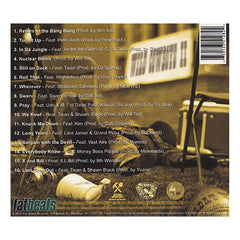 <!--2010032300-->Sadat X - 'Wild Cowboys II' [CD]