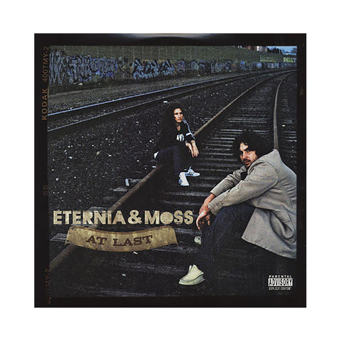 Eternia & MoSS - 'At Last' [(Black) Vinyl [2LP]]