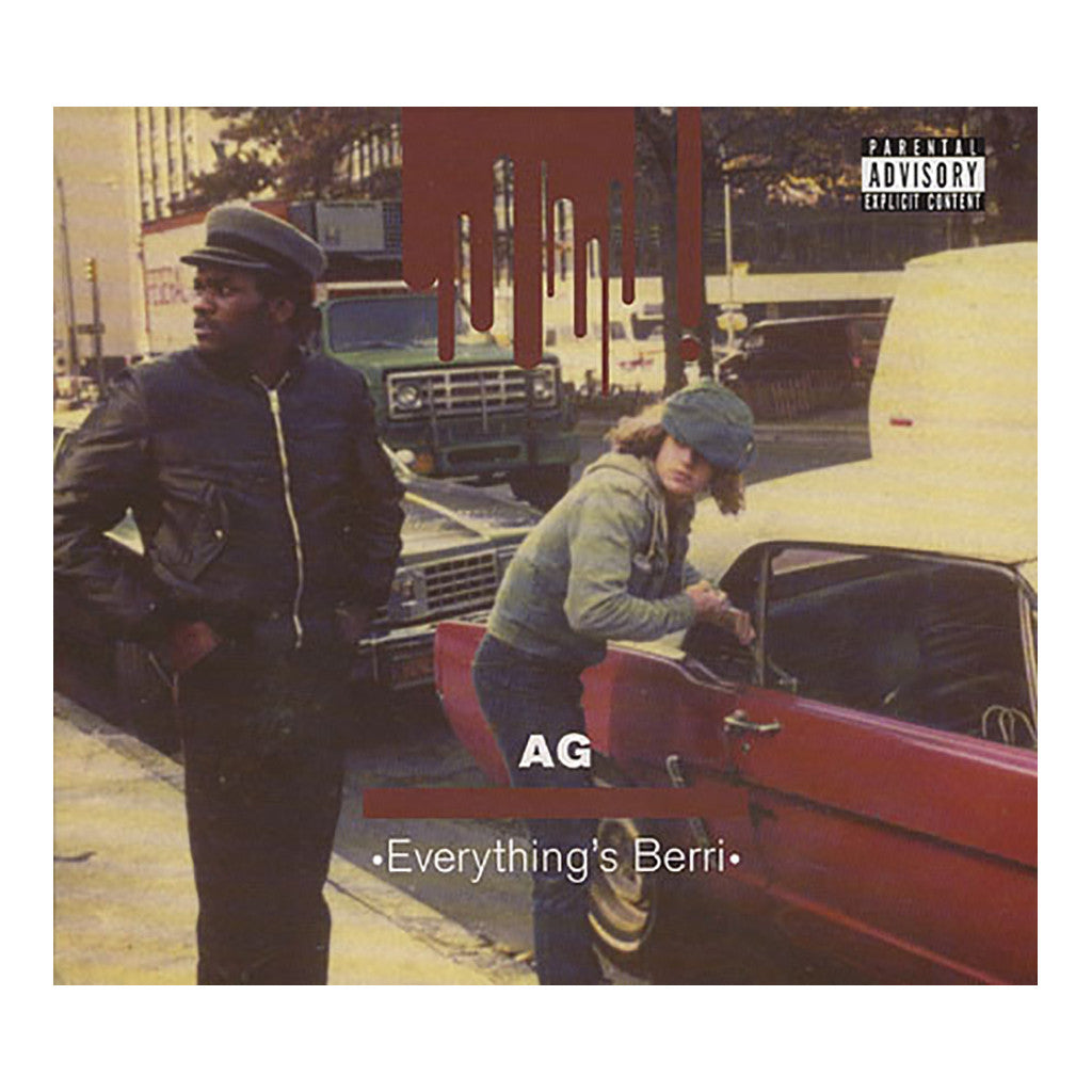 A.G. - 'Everything's Berri' [CD]