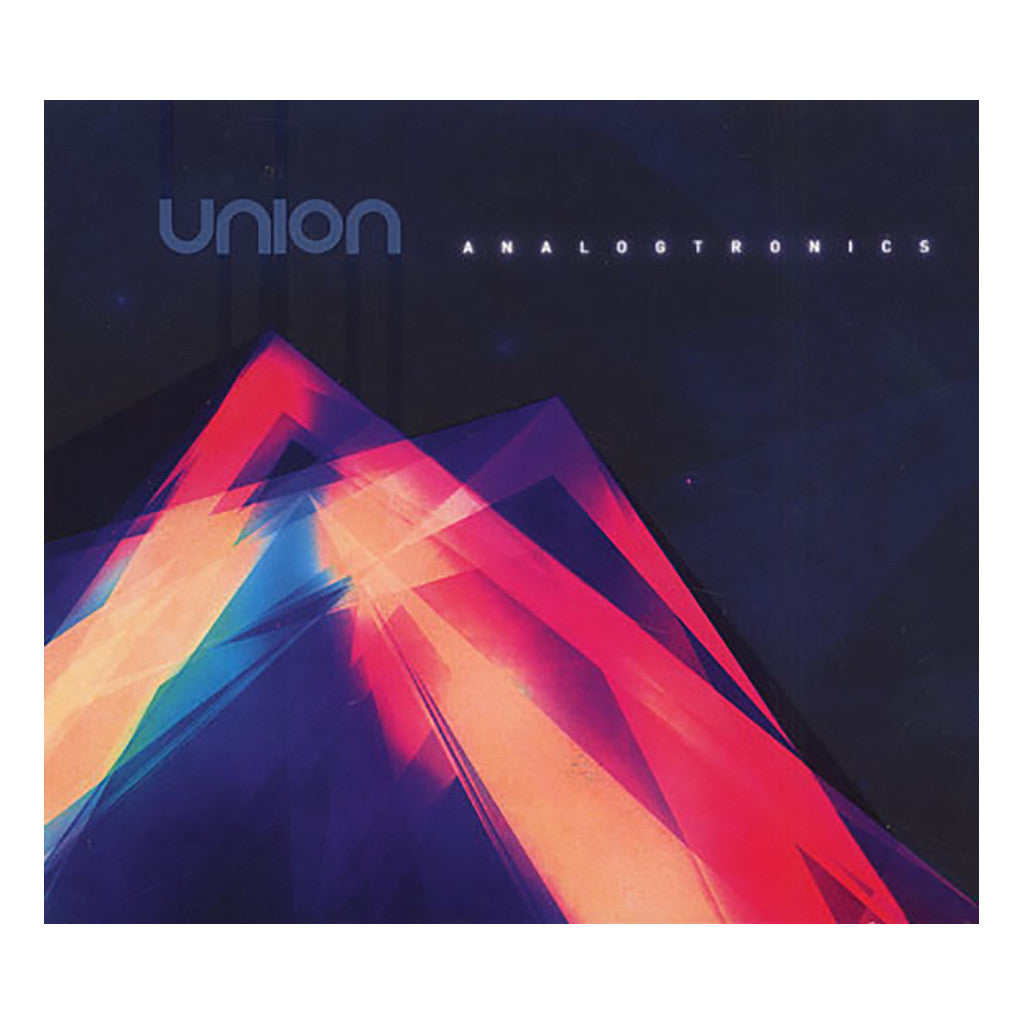 <!--120120131038937-->Union - 'Analogtronics' [CD]