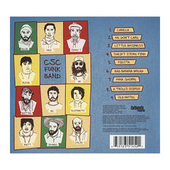 CSC Funk Band - 'Things Are Getting Too Casual' [CD]