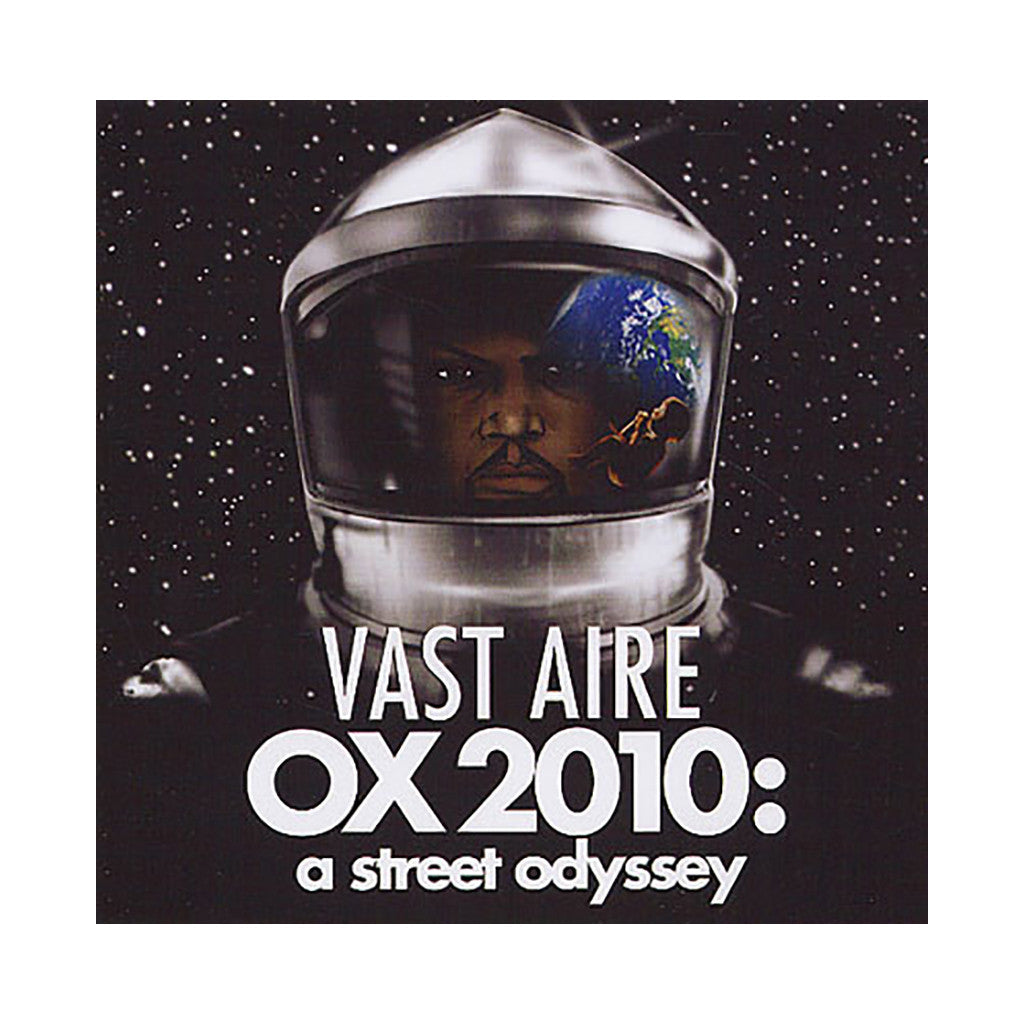 Vast Aire - 'OX 2010: A Street Odyssey' [CD]