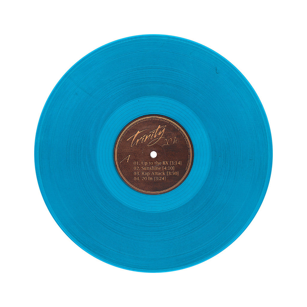 <!--120130402052077-->Trinity - '20 In' [(Blue & Green) Vinyl [2LP]]