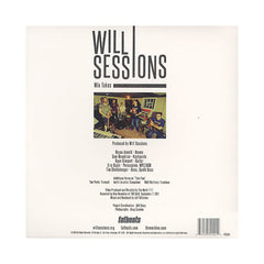 <!--020120124037400-->Will Sessions - 'Mix Takes 1 & 2' [(Black) Vinyl LP]
