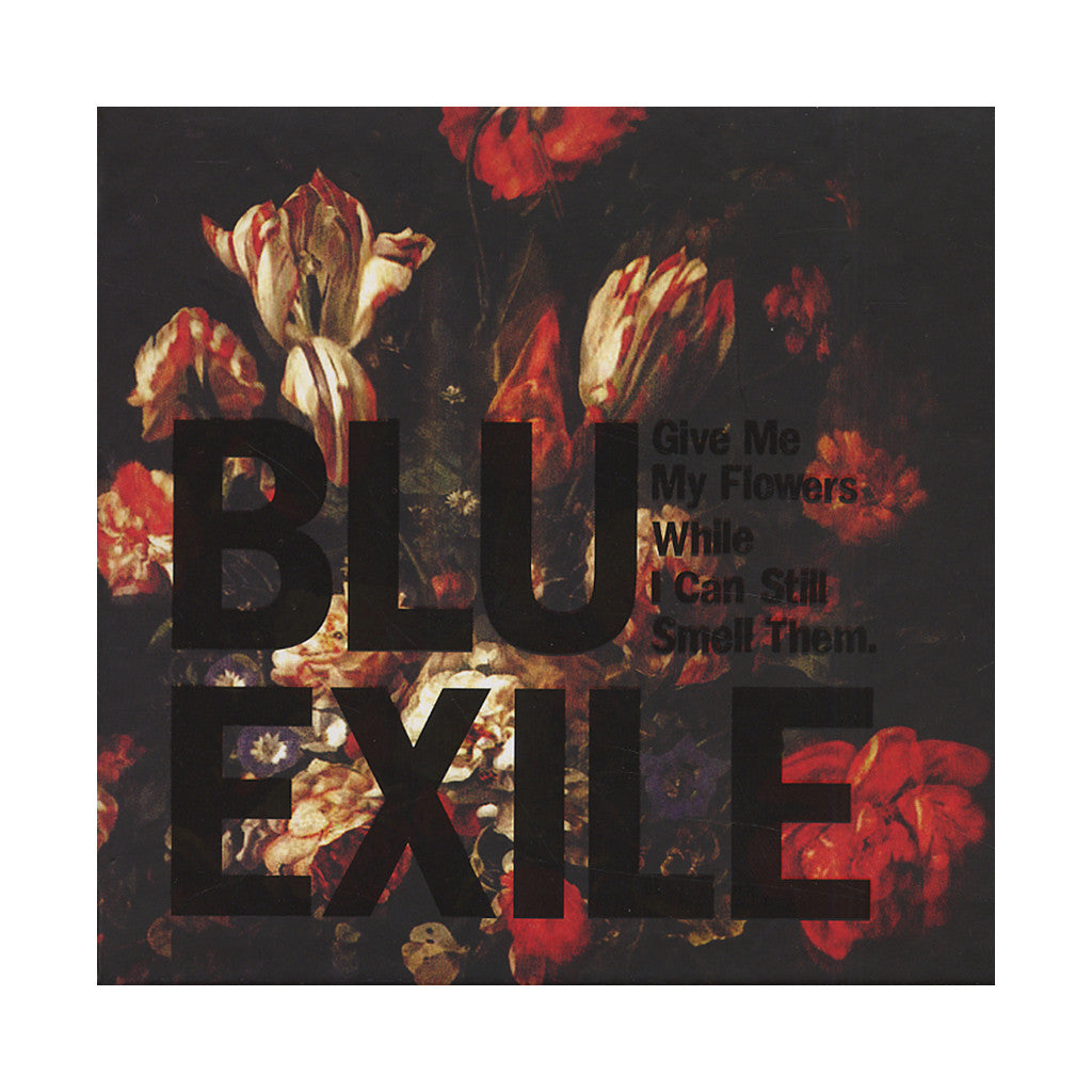 <!--120120904046353-->Blu & Exile - 'Give Me My Flowers While I Can Still Smell Them' [CD]