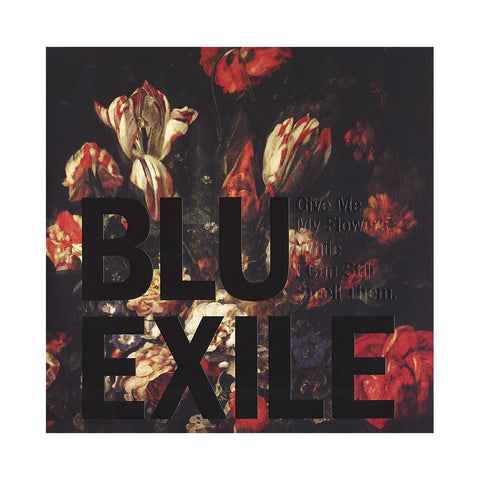 "[""Blu & Exile - 'Give Me My Flowers While I Can Still Smell Them' [(Red) Vinyl [2LP]]""]"