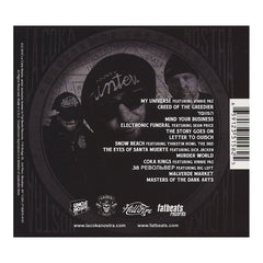 <!--2012073156-->La Coka Nostra - 'Masters Of The Dark Arts' [CD]