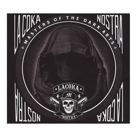 La Coka Nostra - 'Masters Of The Dark Arts' [CD]