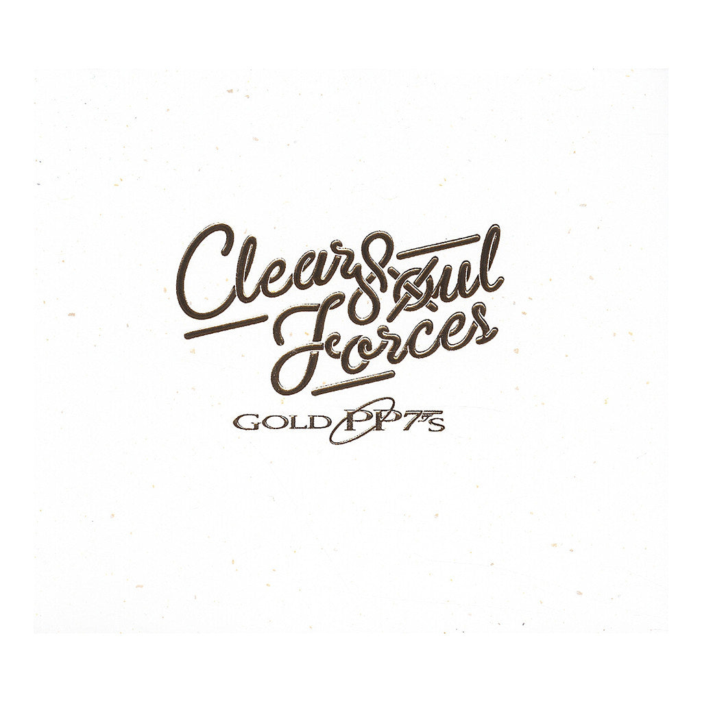 <!--120130917058965-->Clear Soul Forces - 'Gold PP7s' [CD]