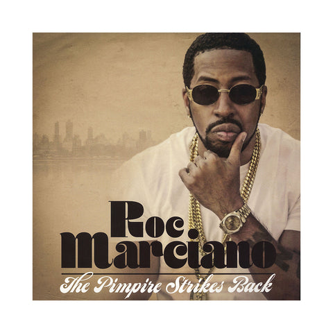 Roc Marciano - 'The Pimpire Strikes Back' [(Black) Vinyl [2LP]]
