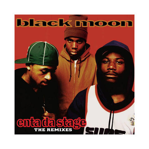 "[""Black Moon - 'Enta Da Stage: The Remixes' [(Black) Vinyl [2LP]]""]"