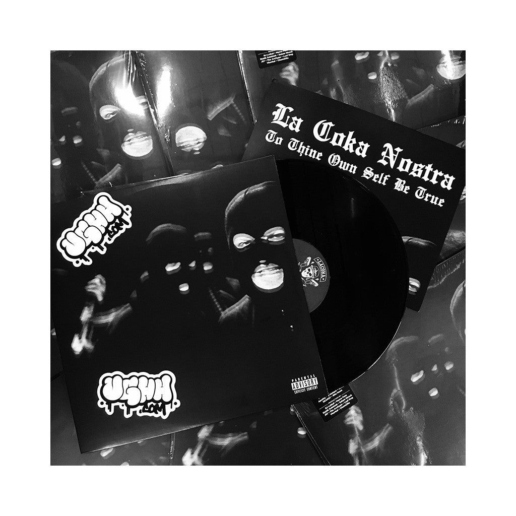 La Coka Nostra - 'To Thine Own Self Be True' [(Black) Vinyl [2LP]]