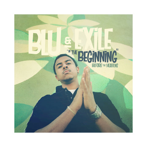 "[""Blu & Exile - 'In The Beginning: Before the Heavens' [(Black) Vinyl [2LP]]""]"